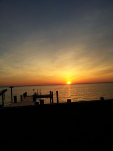 Photo for Jellyfish Cottage - Spectacular Sunsets over Chesapeake Bay