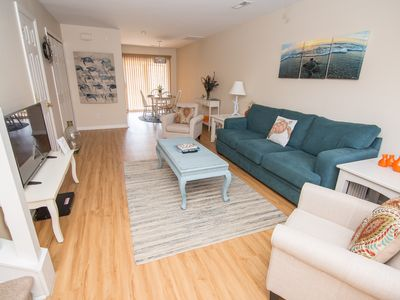 Photo for Turtle Cove - Comfortable 2 Bedroom Townhome
