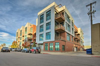 You'll be within walking distance of Coors Field, restaurants, and bars!