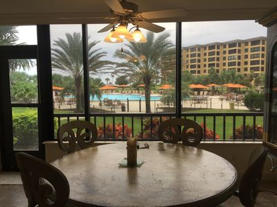 Photo for Siesta Key Gulf And Bay Private Beach A Bld 1st Fl Ocean And Pool Views