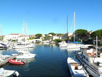 Photo for Studio flat 2/4 persons Port Grimaud