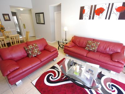 Photo for Enjoy Orlando With Us - Indian Ridge - Feature Packed Cozy 3 Beds 2 Baths Villa - 3 Miles To Disney
