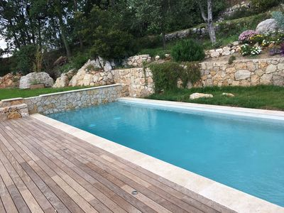 Photo for House swimming pool Valbonne village