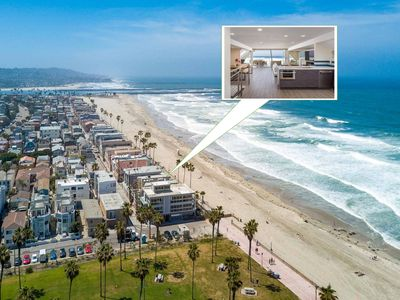 Luxury OCEANFRONT Penthouse in Mission Beach! 🌴