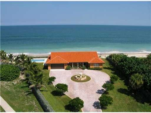 3 Vero Beach Oceanfront House