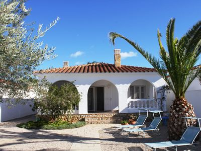 Photo for great house near the beach (0.3km), Wi-Fi, air conditioning and dog beach