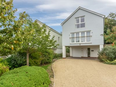 Photo for This four-bed house has plenty of space, ideal for a large group.