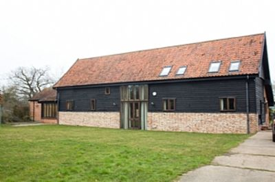 Photo for 5 bedroom Barn, Set Within Spacious Grounds, Overlooking Fields