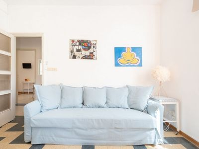 Photo for Lovely apartment with terrace in the heart of Bologna