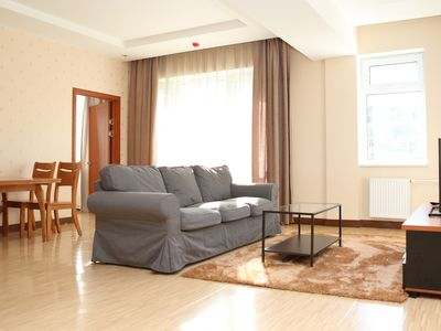Photo for Unique location, great view only 5 km from downtown. Very cozy and comfy