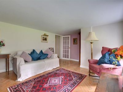 Photo for Apartment Garden in Sandwich - 3 persons, 2 bedrooms