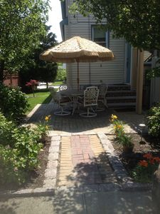 Photo for Your beach retreat is waiting! Clean, cozy second floor duplex in great location