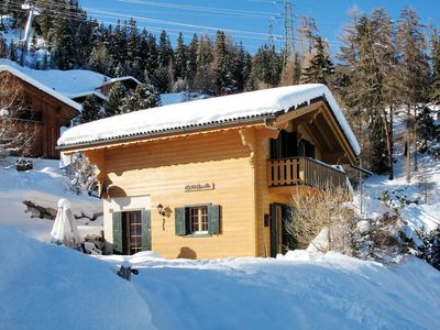 Photo for Vacation home Chalet Brunello  in La Tzoumaz, Quatre Vallees - 8 persons, 3 bedrooms