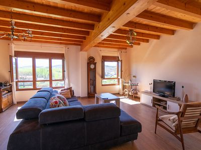 Photo for New! Charming rustic, comfortable and spacious house