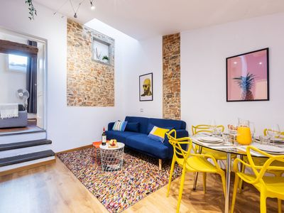 Photo for Renovated and modern-city center! Elevator,AC,WIFI