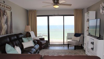 Photo for D505 Dunes of Panama - Seaside Escape - Incredible Direct View of Gorgeous Gulf of Mexico - Sleeps 8