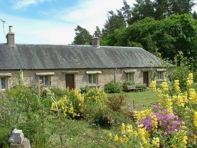2 bedroom accommodation in Dunphail, near Forres