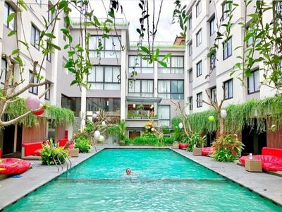 Photo for Modern DS Hotel Superior Room 16 Adult Seminyak