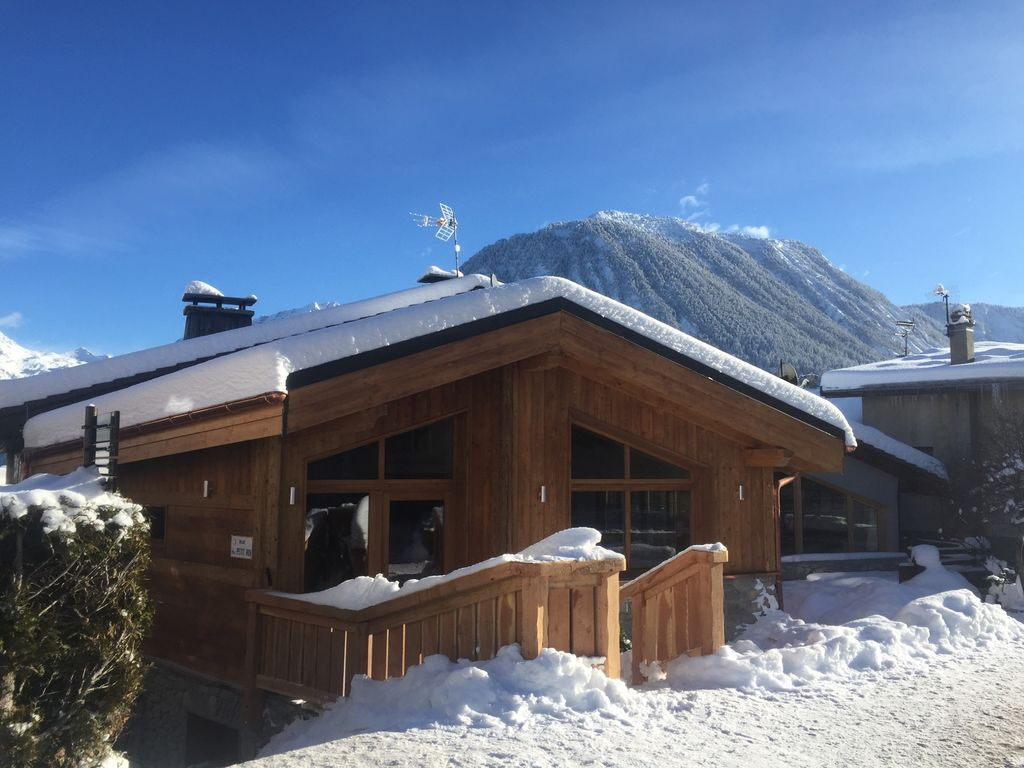 CHALET COURCHEVEL VILLAGE 1550 SKI AU PIED, LES 3 VALLEES