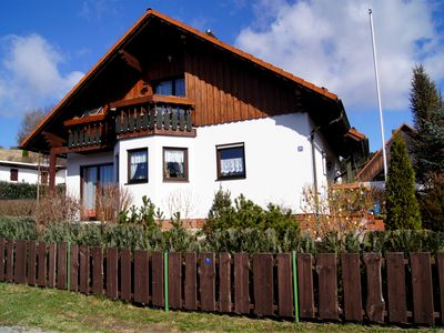 Photo for Comfortable vacation apartment with a view of the Thüringen forest