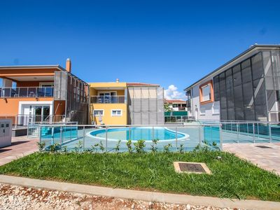 Photo for One-Bedroom Apartment Residence Elody VIII with Shared Pool