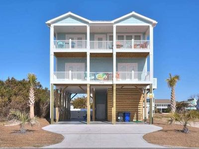 Photo for Monkey Biscuits-Brand New 2019-Beautiful 4 BR/ 3.5 Bath Home with POOL-Sleeps 8