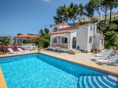 Photo for Paraiso Terrenal 8 - holiday home with private swimming pool in Costa Blanca