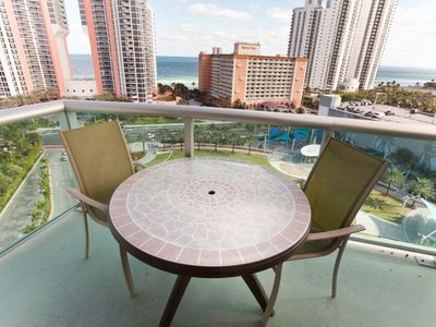 Photo for Spacious 2 BR w/ Balcony on Sunny Isles - Two Bedroom Apartment, Sleeps 6