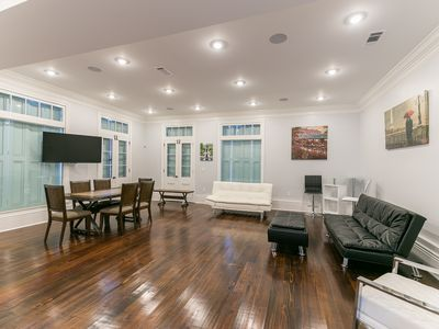 Photo for Newly renovated 3BR/2.5BA in Downtown NOLA