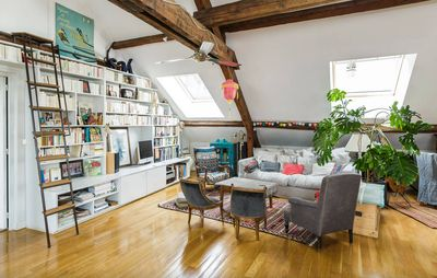 Photo for A charming 4 bedroom loft between Bastille and Nation, near the Aligre market