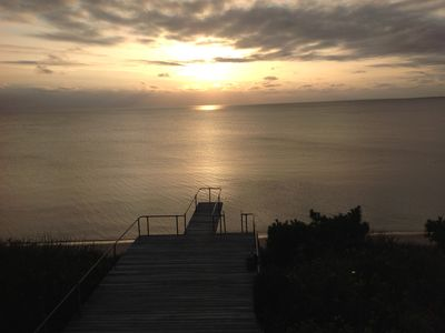 Photo for NewHome,Oceanfront Deck,Perfect Views,Amazing Sunsets,Privacy