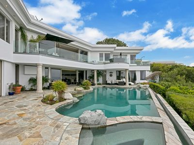 Photo for Gorgeous luxury escape in La Jolla Muirlands with ocean views and infinity pool!