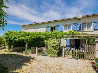 Photo for Modern Home in Fléac-sur-Seugne Charente-Maritime with Pool