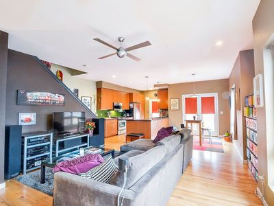 Photo for Modern Marvel - Luxurious 3BR House in DT Denver - Three Bedroom House, Sleeps 10