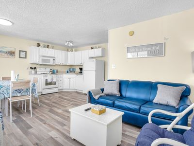 Photo for Condo with pool 2 blocks from beach and boardwalk!!!