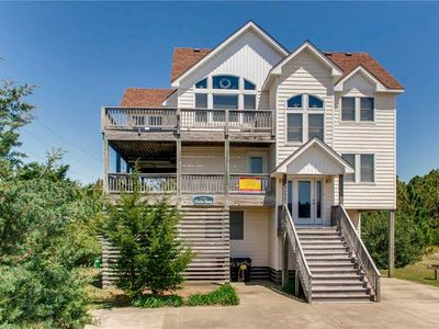 Photo for Fun Awaits! Oceanview w/Game Rm, Pool, Hot Tub, DogFriendly + Fenced Yard & More
