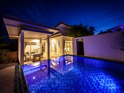 Photo for Modern Villa With Pool - 5 Mins To Chaweng Beach
