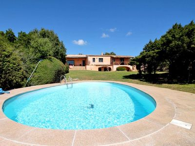 Photo for Wonderful private villa for 10 guests with A/C, private pool and TV