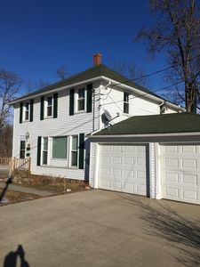 Photo for Lower unit of duplex on N. Main St. Shawano next to Huckleberry Harbor @ Channel