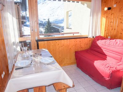 Photo for Apartment Les Asters in Les Menuires - 2 persons, 1 bedrooms