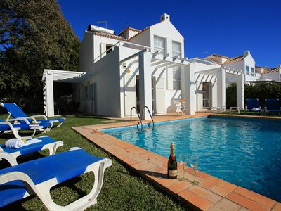 Photo for Private Relaxing Villa, 4min beach Albufeira| WIFI