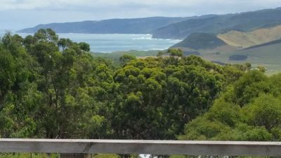 Photo for Slow down, switch off and get back to nature. Enjoy ocean views and forest walks