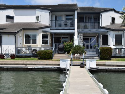 Photo for 202SEL - Beautiful Condo on the Canal 60 ft Boat Slip- 4 Br/3 Ba - Sleeps 8