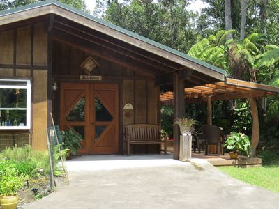 Photo for Craftsman Cottage on 6 forested acres