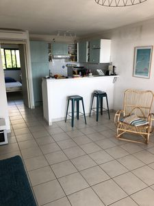 Photo for Apartment rental in Cavalaire sea view