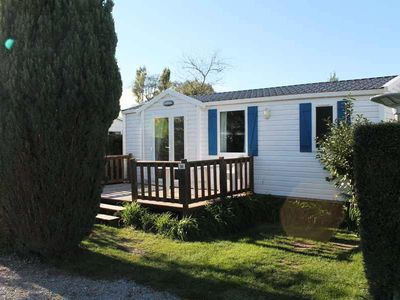 Photo for Camping Le Tarteron *** - Mobile home Titania 3 rooms 4 persons