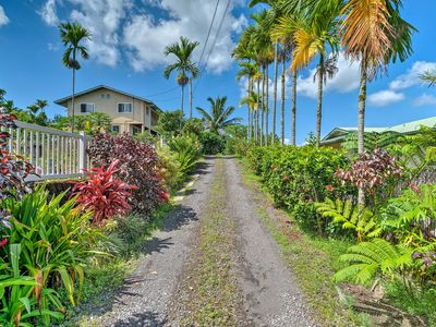Photo for NEW! Cozy Cottage w/Patio - 3 mi to Downtown Hilo!
