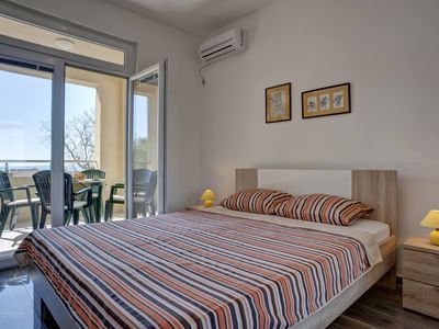Photo for 1BR Apartment Vacation Rental in Petrovac, Budva