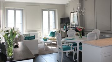 Beautiful Luxury Apartment Located In The Bastide Saint Louis Of Carcassonne