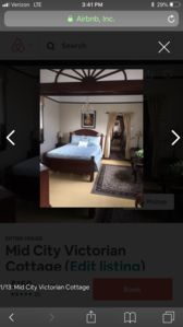 Photo for The Mid City Victorian Cottage